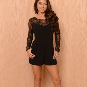 Fashion Nova Date Night Romper